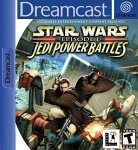 Activision Star Wars Episode 1 Jedi Power Battles DC