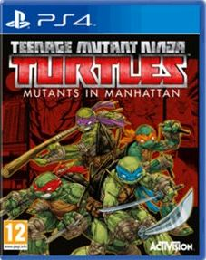 Activision, 1559[^]40850 Teenage Mutant Ninja Turtles Mutants in