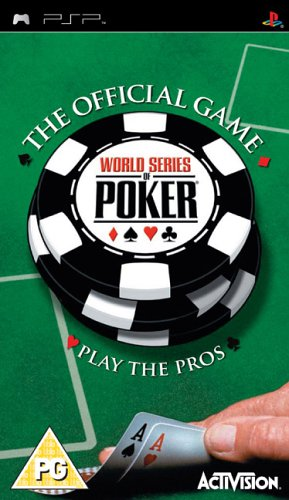 Activision World Series Of Poker PSP product image