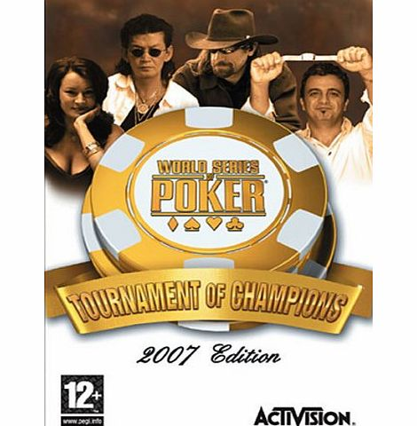 Activision World Series Of Poker Tournament Champions Wii product image