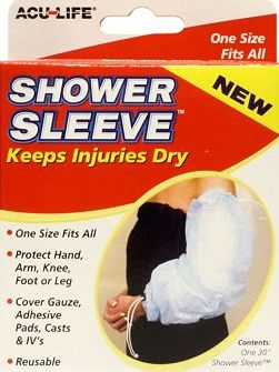 Acu-Life, 2041[^]10086273 Shower Sleeve - 1 x 30`` Shower Sleeve