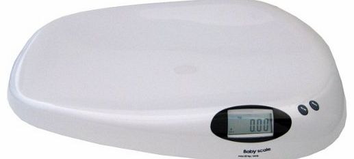 MXB Baby Scale 20 Baby Scale with 44lb/20kg Capacity and 0.01lb/10g Readability