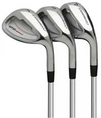 Adams GT2 Undercut Irons Steel - With Free Stand