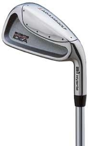 Adams Idea A1 Steel Irons