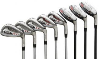 IDEA A3 IRONS STEEL Right Hand / 3-PW (8 clubs) / Regular