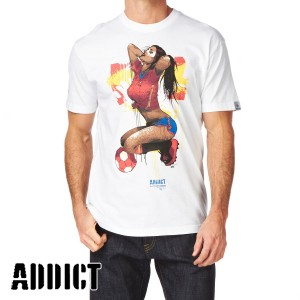 Addict T-Shirts - Addict Mitch Euro Girls 2012