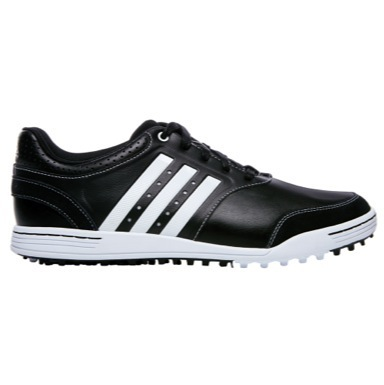 adicross III Golf Shoes Black/White plus