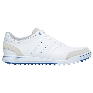 adicross III Golf Shoes White/Satellite