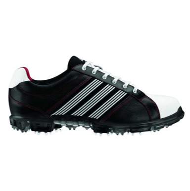 adiCROSS Tour Golf Shoes Black/White