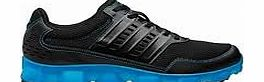 Crossflex sport golf shoes black size 9