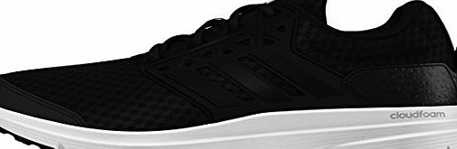adidas  Galaxy 3, Women Training Running Shoes, Black (Core Black/Core Black/Silver Met,), 5 UK (38 EU)