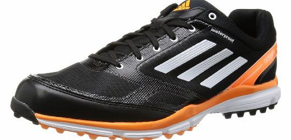 Golf 2014 Mens adizero Sport II Golf Shoes - Black - UK 9