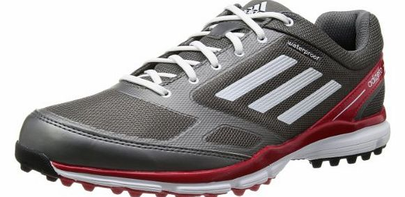 Golf 2014 Mens adizero Sport II Golf Shoes - Dark Silver - UK 10