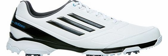 Golf 2014 Mens adizero TR Golf Shoes - White - UK 10 Wide