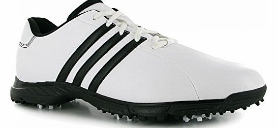 Golflite Mens Golf Shoe White/Black 12
