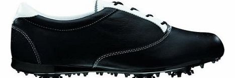 Ladies Adiclassic Golf Shoes (Black/White) 2013 Ladies 7 Black/White Ladies 7 Black/White