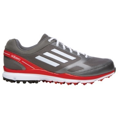 adiZero Sport II Golf Shoes Dark Silver