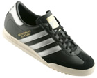 Beckenbauer Allround Black/Silver Leather