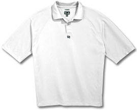 ClimaCool Mesh Polo White 774687