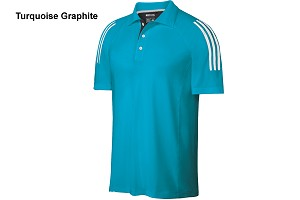 ClimaCool Motion 3-Stripe Polo