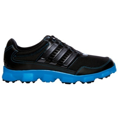 Crossflex Sport Golf Shoes Black/Solar Blue