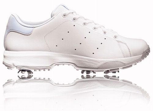 Adidas Stanzonian Golf Shoes Ladies - White/Lilac