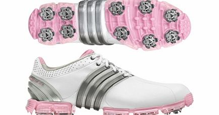 Adidas Golf Ladies Tour 360 3.0 Shoe White/Blossom