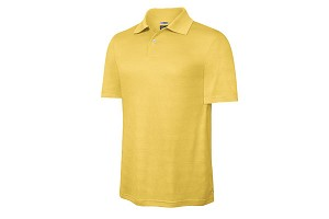 Junior Texture Solid Polo