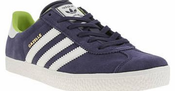kids adidas navy gazelle 2 boys youth 5722595850