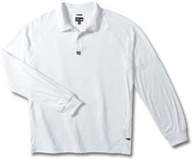 L/S ClimaCool Polo White 774665