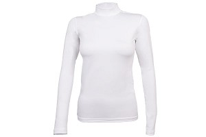 Long Sleeve Compression Mock Ladies Thermal