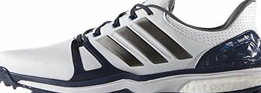 adidas Mens Adipower Boost 2 Golf Shoes White Size: 9 UK