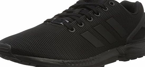 adidas Mens Zx Flux Sneakers, Black (Cblack/Cblack/Dkgrey), 6.5 UK