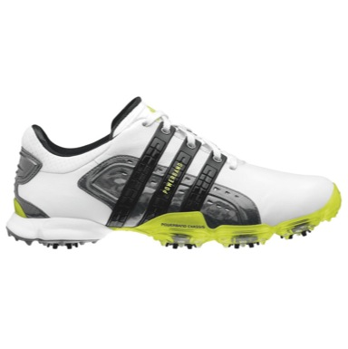 Powerband 4.0 Golf Shoes White/Slime