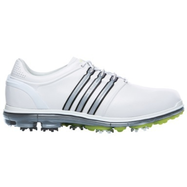Pure 360 Golf Shoes White/Metallic