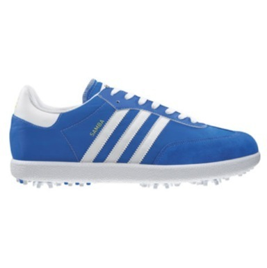 Samba Golf Shoes Galaxy/White plus Free Hat