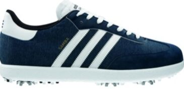Samba Golf Shoes Navy/White