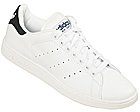 Stan Smith II White/Navy Leather Trainers
