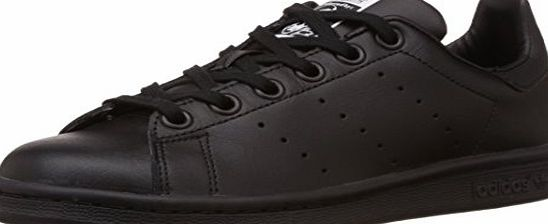 adidas Stan Smith, Unisex Kids Running Shoes, Nero (Black/Black/Ftwwht), 6 UK