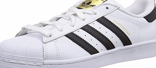adidas Superstar, Unisex Adults Low-Top Sneakers, White (Ftwr White/Core Black/Ftwr White), 5 UK (38 EU)