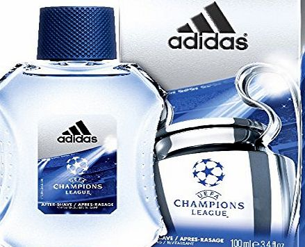 adidas UEFA Champions League by Adidas Aftershave 100ml