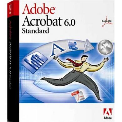Acrobat 6 Pro (Mac) - CLICK FOR MORE INFORMATION