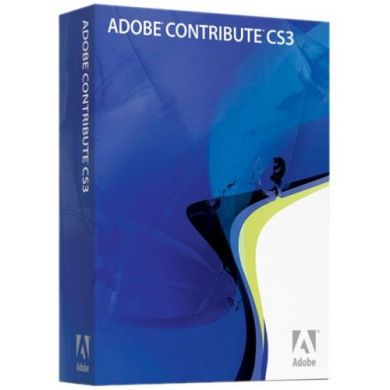 Contribute CS3 - Mac - CLICK FOR MORE INFORMATION
