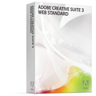 Creative Suite 3.0 Web Standard (CS3) - Retail - CLICK FOR MORE INFORMATION