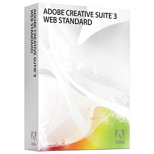Creative Suite 3 Web Standard Education - CLICK FOR MORE INFORMATION