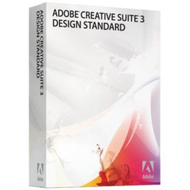 Creative Suite CS3 Design Standard (Win) - CLICK FOR MORE INFORMATION