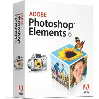 Photoshop Elements 6 - Windows