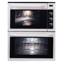 aeg oven self cleaning instructions