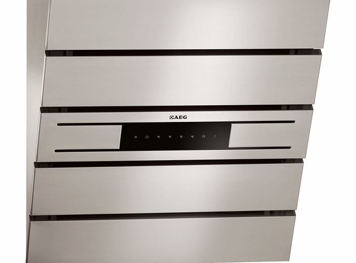 aeg x66453mv0 angled cooker hood in stainless review. Black Bedroom Furniture Sets. Home Design Ideas