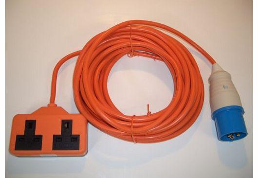 Hook up amp meter